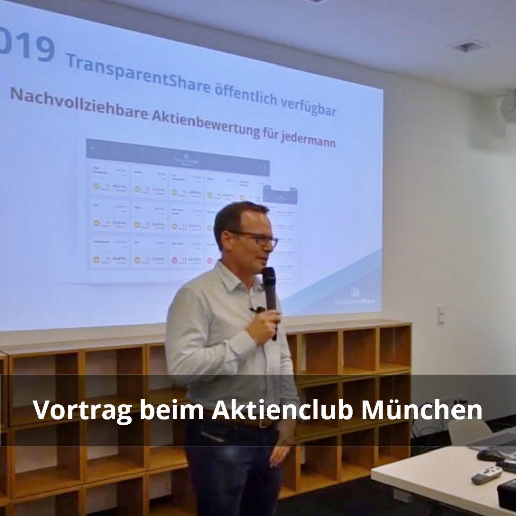 TransparentShare - aktienclub munich