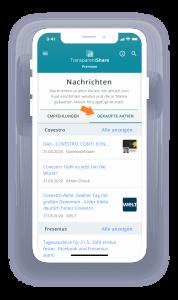 TransparentShare - Aktuelle Nachrichten