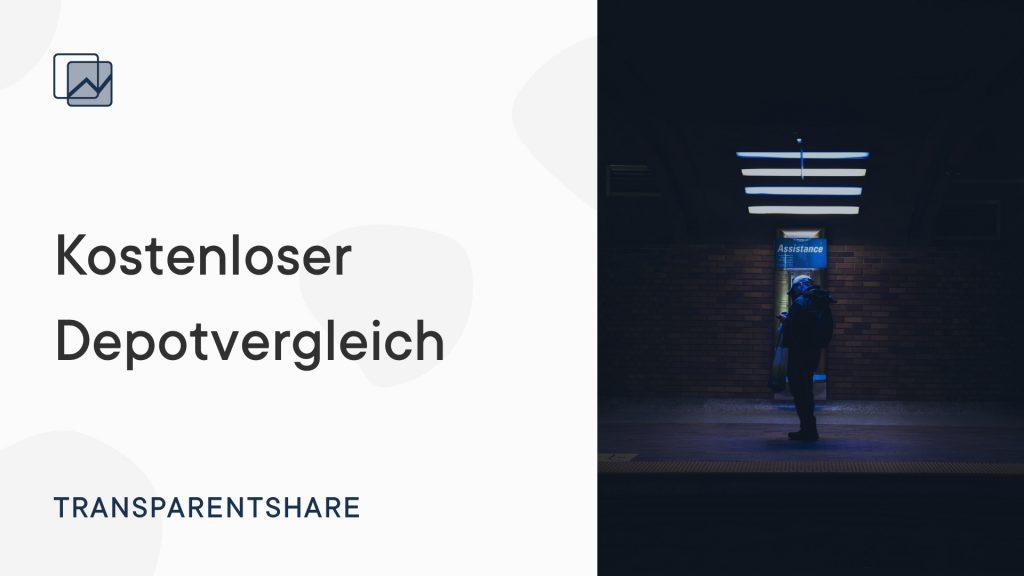 TransparentShare- free depot comparison