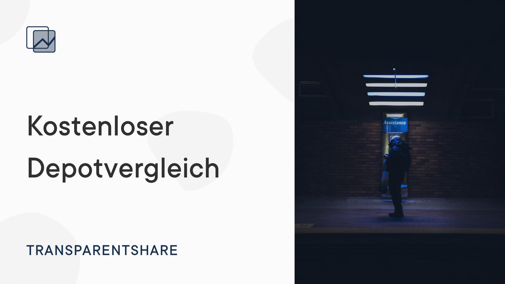 TransparentShare - free depot comparison