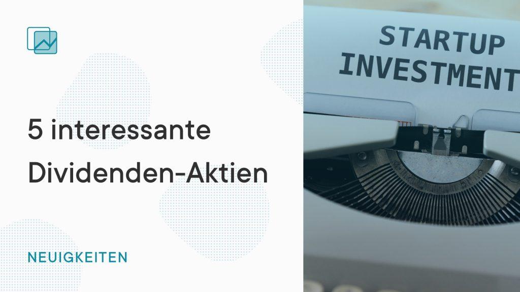 Transparentshare - Dividenden-Aktien