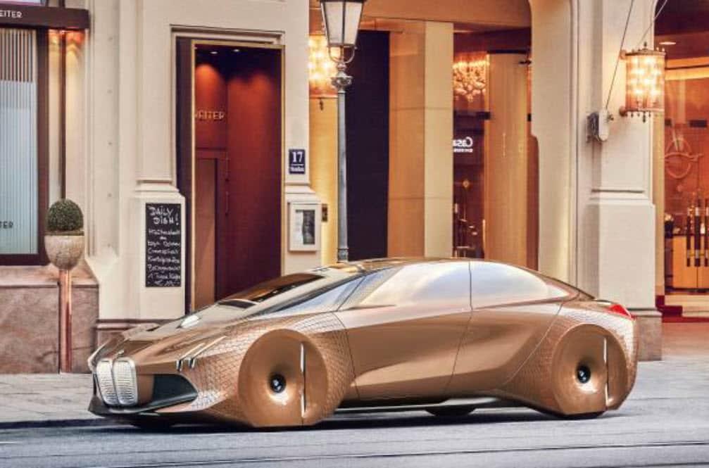 TransparentShare BMW