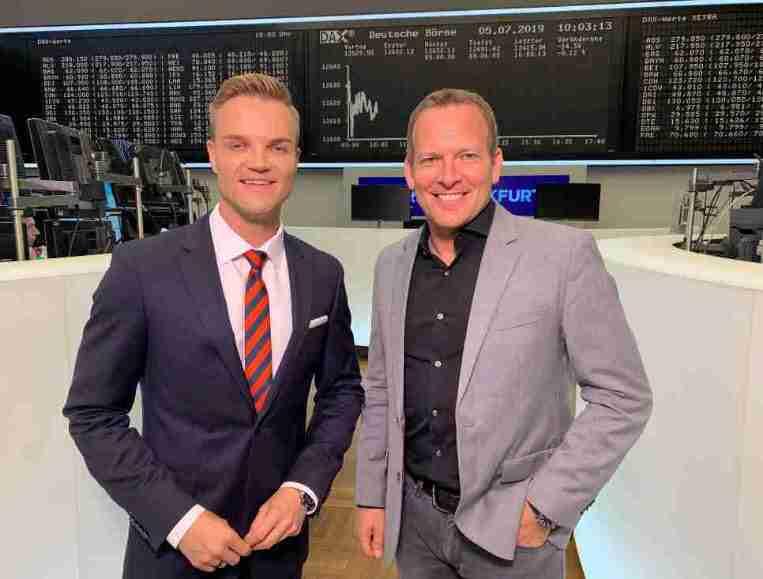 TransparentShare - Manuel Koch Frankfurt Stock Exchange